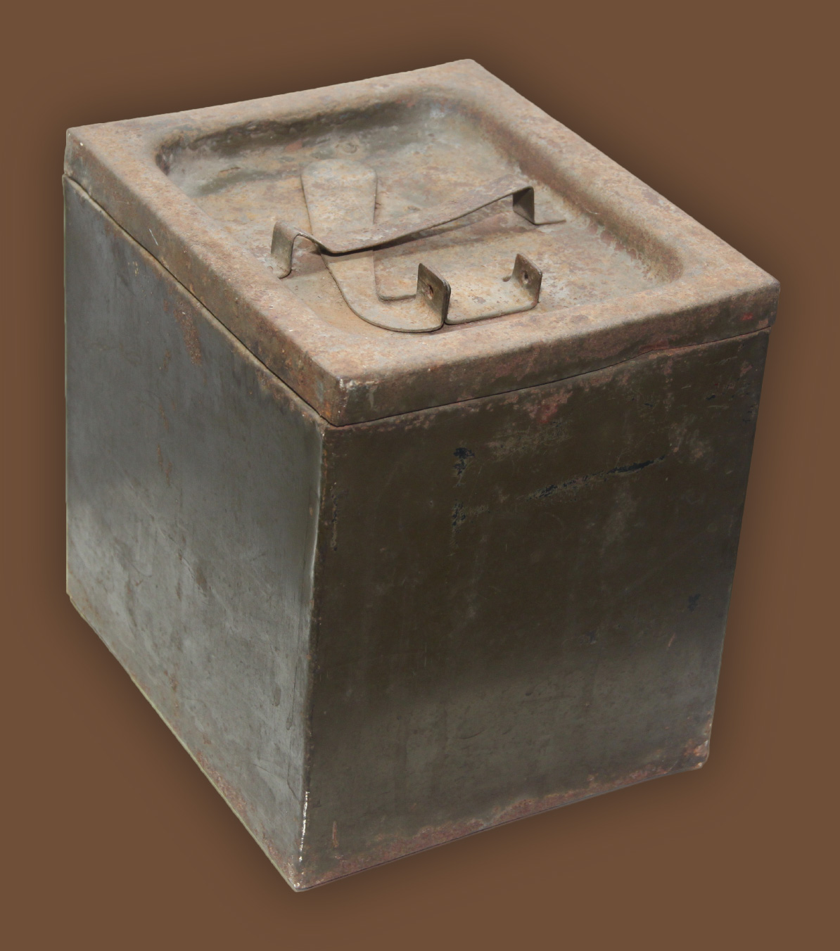 Ballot boxes for free India's first elections