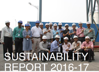 GIL Chemicals Sustainability Report 2016-17