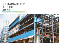 GIL Chemicals Sustainability Report 2017-18